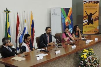 Políticas públicas de memoria, verdad, justicia y reparación y los 40 años del Plan Cóndor fueron parte de los debates en la II Consulta Pública del Foro de Participación Social del IPPDH en Brasilia.