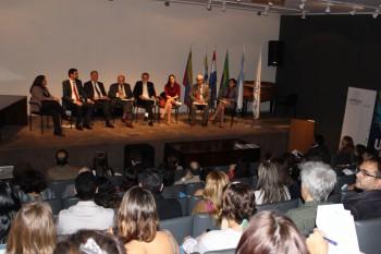La actividad fue organizada por el IPPDH y la Unidad de Apoyo a la Participación Social del MERCOSUR (UPS). Durante la cual, participaron más de 80 organizaciones de forma presencial y 150 a distancia,