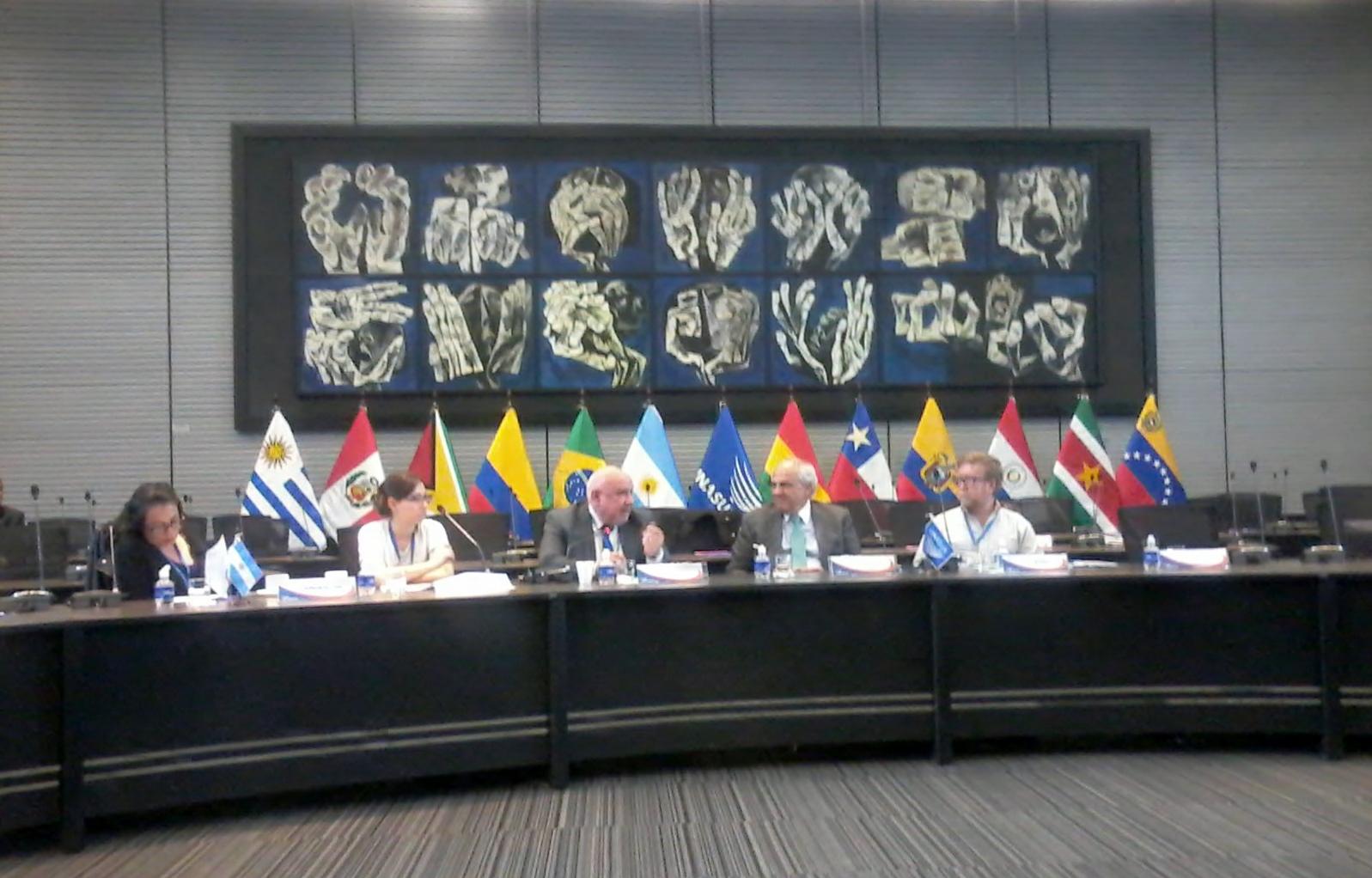 Taller de formación en Políticas Migratorias y Derechos humanos para Jóvenes Líderes de la región Suramericana (Quito, Ecuador)