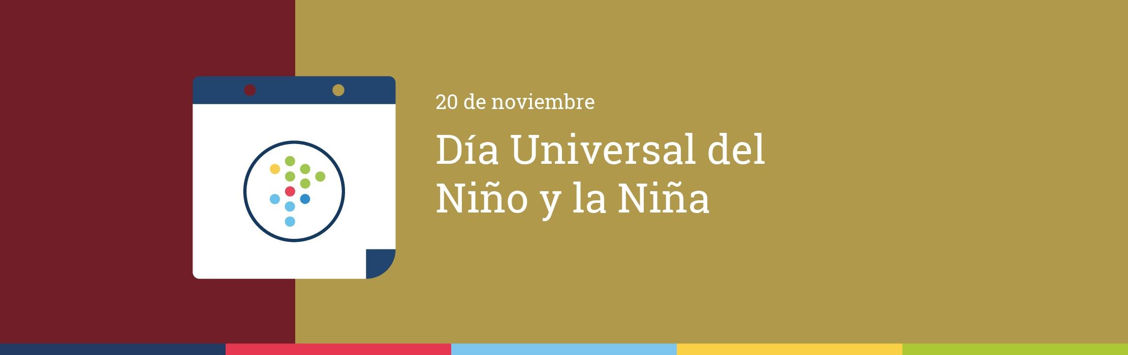 Día Universal del Niño y la Niña