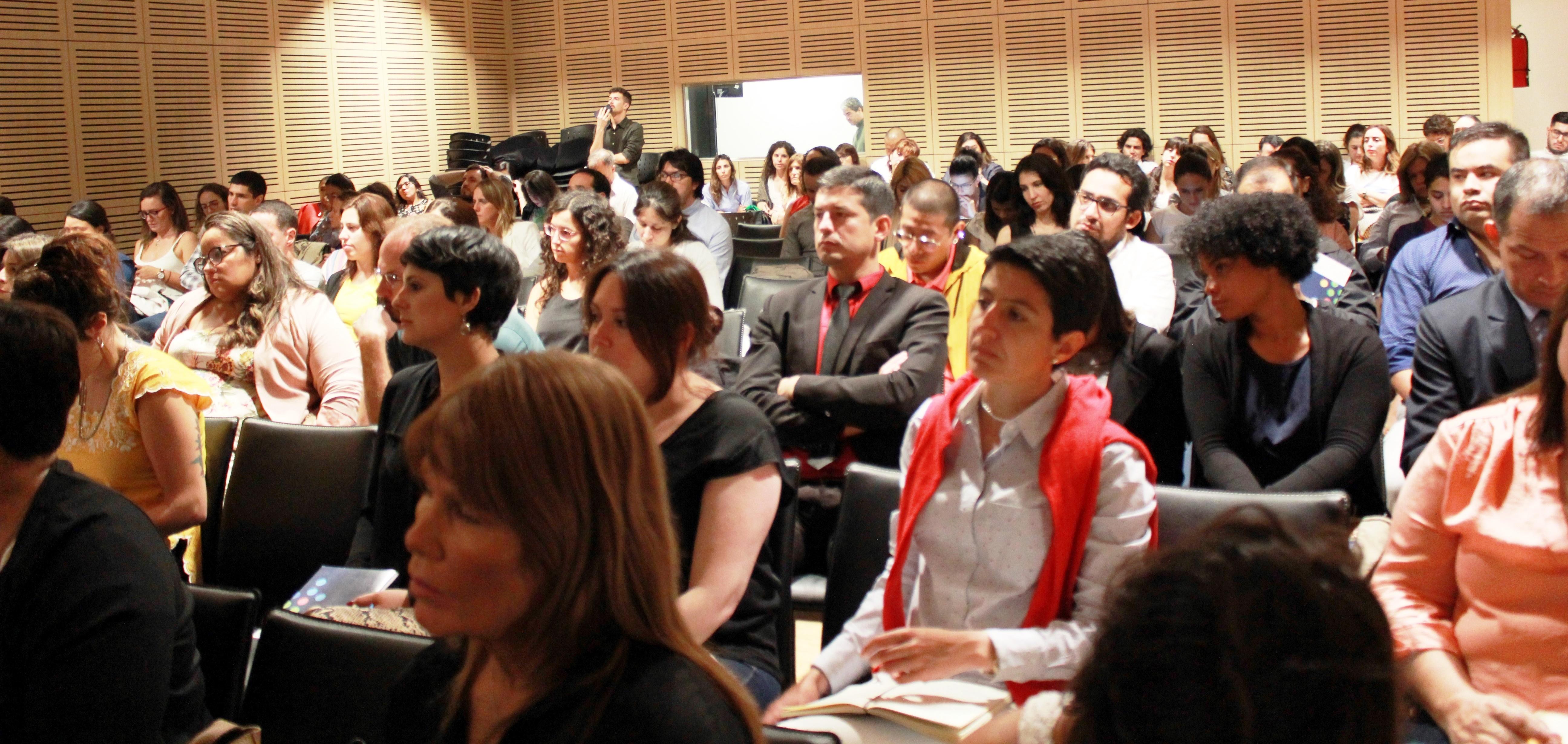 Autoridades nacionales y diplomáticas del continente participaron de la apertura del Curso Internacional