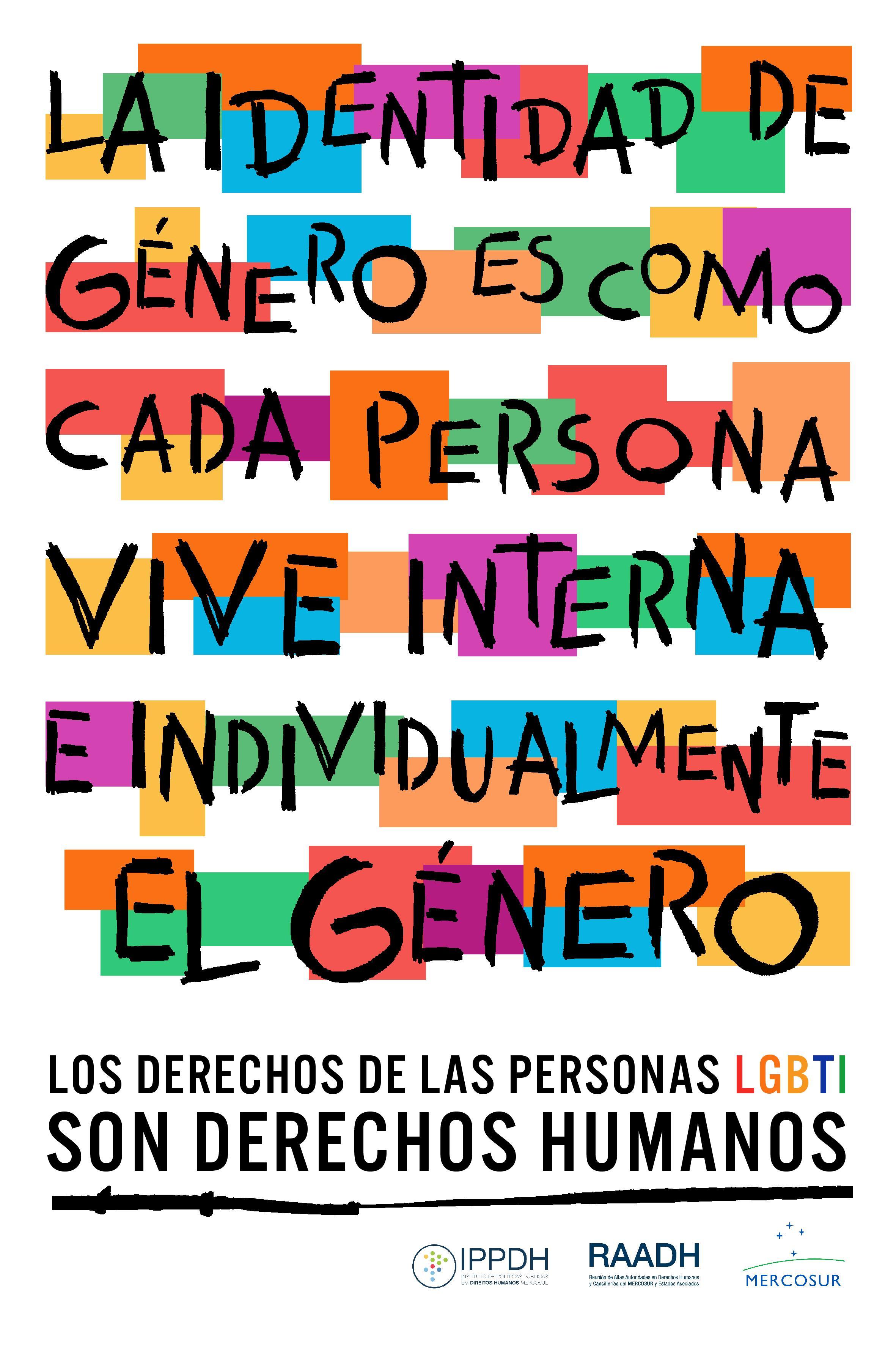 Los Derechos de las Personas LGBTI son Derechos HumanosIPPDH